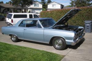 Super Nice, totally stock 1964 Chevelle Super Sport 283 4speed