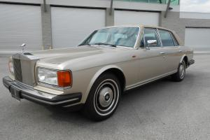 1981 Rolls Royce Silver Spur Base Sedan 4-Door 6.7L Rare Sunroof and 58K Miles!