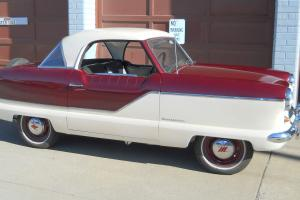 1957 Metropolitan, beautiful restored coupe, runs great