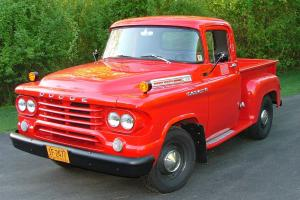 1958 Dodge D100 Short Box 4 Speed Photo