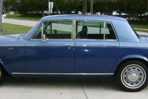 1977 Rolls Royce Silver Wraith II, Rides Like a Dream!