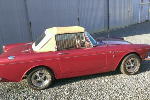 Sunbeam Tiger 4.3L 1966