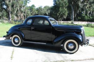 1937 Plymouth Coupe original rust free pre-war classic