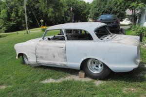1959 Rambler Super street rod rat rod