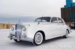 1957 Bentley S-1 A timeless Classic Car Similar to a Rolls Royce Silver Wraith