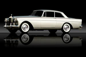 SILVER CLOUD III - MULLINER PARK WARD FIXED HEAD COUPE - EXCEPTIONAL RESTORATION