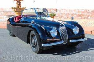 1952 Jaguar XK120 OTS Very Original California Car No Rust No Accidents