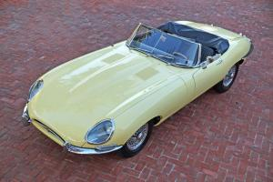 1967 Jaguar E-Type OTS: Stunning, All Numbers Matching, Immaculate Example
