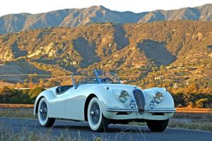 1954 Jaguar XK120 SE Roadster - From a Noted Collection, Incredible Example
