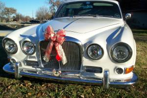 XJ6 DAD: Jaguar 420 Sport Sedan JCNA DO5 2ND in nation 4SP OD AC PS CWW low mi