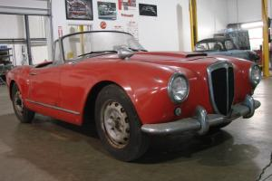 1958 Lancia Aurelia Convertible  Barn Fresh