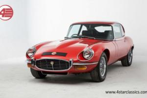 FOR SALE: A cherished, one owner V12 series 3 Jaguar E-type