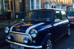 1999 ROVER MINI COOPER BLUE