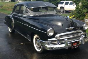1950 Chevrolet Deluxe 15,477 Original Miles Truly all Original Vehicle