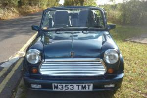 Rover MINI CABRIO Photo