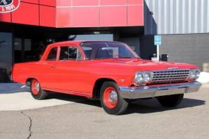 62 Chevrolet Biscayne Frame off 409 4 Speed Like New Photo