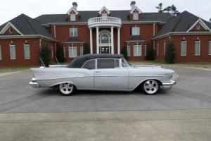 1957 Bel-Air Convertible Resto Mod. 55 delivery!  financing!  trades!