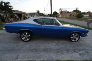 1968 Chevrolet Chevelle SS 454 clone Pro Touring - Professionally Built