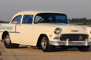 1955 CHEVY Drag, Pro Street California Car Titled 427 BBC 4 Speed Hot Rod Gasser