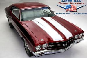 REAL!!!! 1970 Chevelle SS 454 , 400 Turbo Automatic And 12 Bolt Posi Rear. Finis