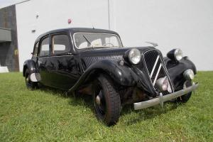1955 CITROEN TRACTION AVANT 11CV