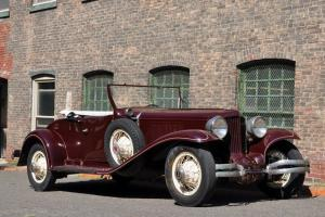 1930 Cord L29 Roadster *VERY RARE OPPORTUNITY FOR AN L29 SPEEDSTER RECREATION*