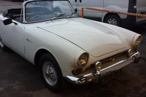 SUNBEAM ALPINE SERIES V 1966 IMACULATE CONDITION