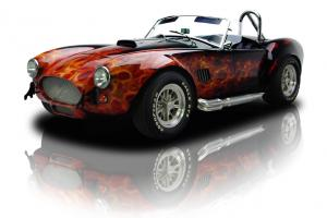 Frame Up Built 1965 Cobra Roadster 302 V8 5 Speed