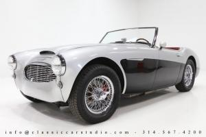 1960 Austin Healey 3000 BT7 Mark I