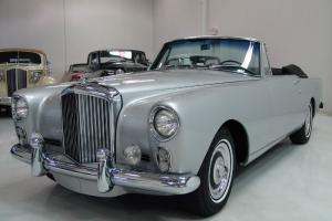 1961 BENTLEY S2 CONTINENTAL PARK WARD CONVERTIBLE, RARE AMERICAN LHD!