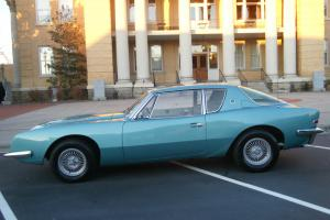 1963 STUDEBAKER AVANTI R1....ONLY 25K ORIGINAL MILES....RESTORED AND IMMACULATE!