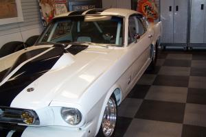 1965 Prostreet Mustang Fastback GT auto with 4,000 stall Alston frame 429 cu in
