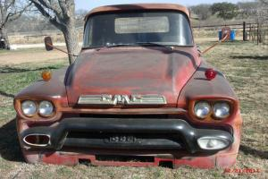 1958 gmc truck cab with title