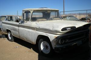 1961 chevy APACHE pick up gmc chevrolet c10 c20 c30 ARIZONA rat rod custom