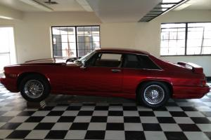 BEAUTIFUL CANDY APPLE RED XJSH V12, NEWER REPAINT, ORIGINAL INTERIOR,