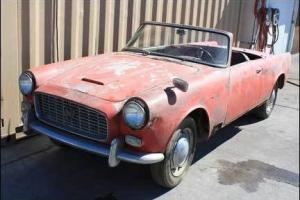 Lancia Appia Vignale Convertible project(s) - almost two complete cars