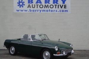 1967 MG MGB Convertible