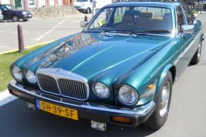 1983 DAIMLER DOUBLE SIX RIGHT HAND DRIVE AUTOMATIC AIRCONDITIONING