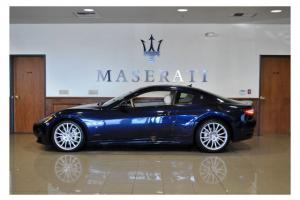 LOADED & Unique California ONE-Owner Car ** Maserati Certified up to 100,000 mi!