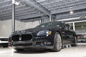 2009 Maserati Quattroporte GTS Automatic 4-Door Sedan