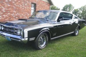 69 Mercury Cyclone Photo
