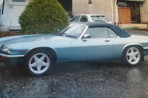 Jaguar XJS Convertible 1990 - 53k miles - mint condition