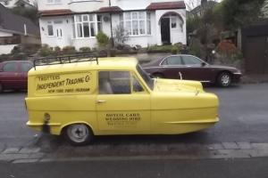 RELIANT REGAL SUPERVAN 3 DELBOY TROTTERS OFAH 1970