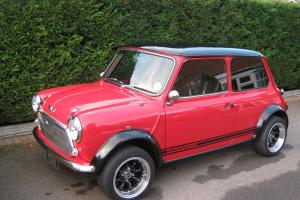 Classic Rover Mini 1380 TURBO Photo