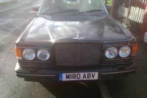 1994 BENTLEY BROOKLANDS AUTO BLACK
