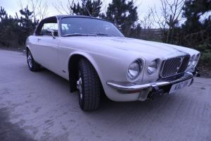 Daimler Sovereign 2 door coupe like Jaguar XJC XJ6C RESTORED