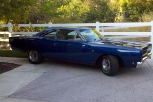 1968 Plymouth Road Runner- numbers matching original!