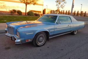 1978 CHRYSLER NEW YORKER BROUGHAM LUXURY COUPE 72000 MILES BEAUTIFUL CAR $4999 !