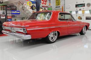1963  PLYMOUTH FURY 6.1 FUEL INJECTED 2008 HEMI AIR COND 4 WHEEL DISC BRAKES