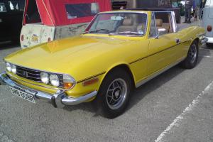 Triumph Stag, 1976, V8 Auto Photo